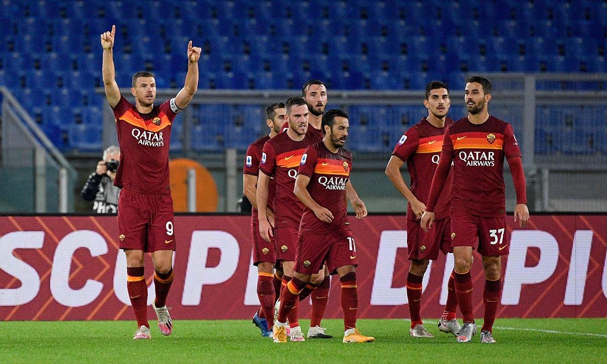 Ρόμα – Μπενεβέντο 5-2: Πεντάρα με ανατροπή! (vids)