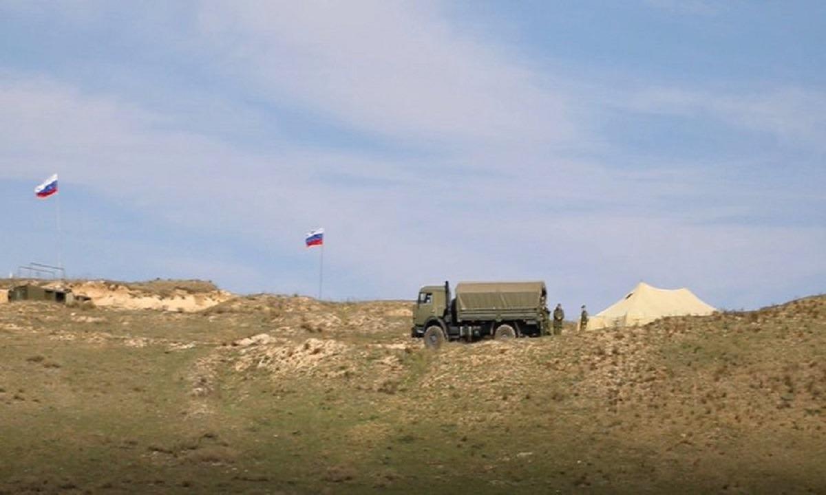 Ρωσία: Ρώσοι στα σύνορα του Ναγκόρνο Καραμπάχ – Πανικός στην Τουρκία