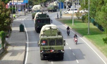 Aπέτυχε η δοκιμή των Τούρκικων S-400 αναφέρουν οι Ρώσοι (vid)