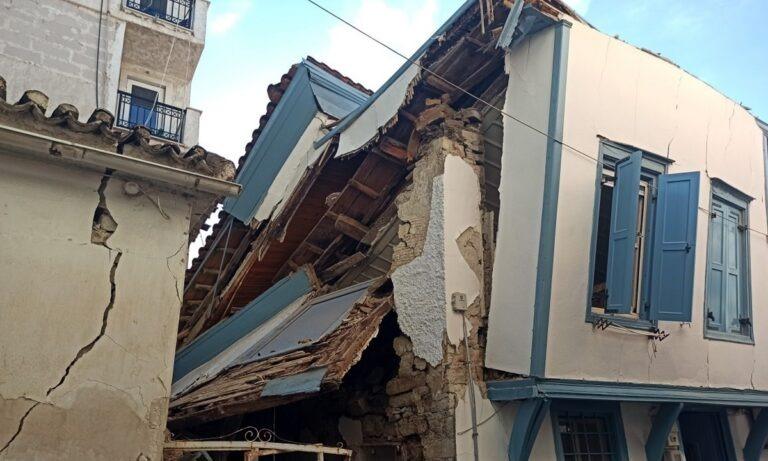 Σεισμός Σάμος: Σχεδόν 60 μετασεισμοί μετά τον φονικό σεισμό των 6,7 Ρίχτερ