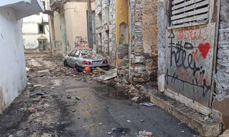 Σάμος σεισμός: Ο καθηγητής Λέκκας για το αν τα 6,7 ρίχτερ ήταν η κύρια δόνηση (vid)