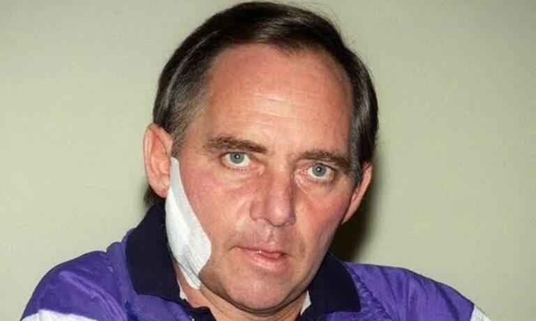 12/10/1990: Ο Βόλφγκανγκ Σόιμπλε δέχεται δολοφονική επίθεση και μένει ανάπηρος (vids+pics)