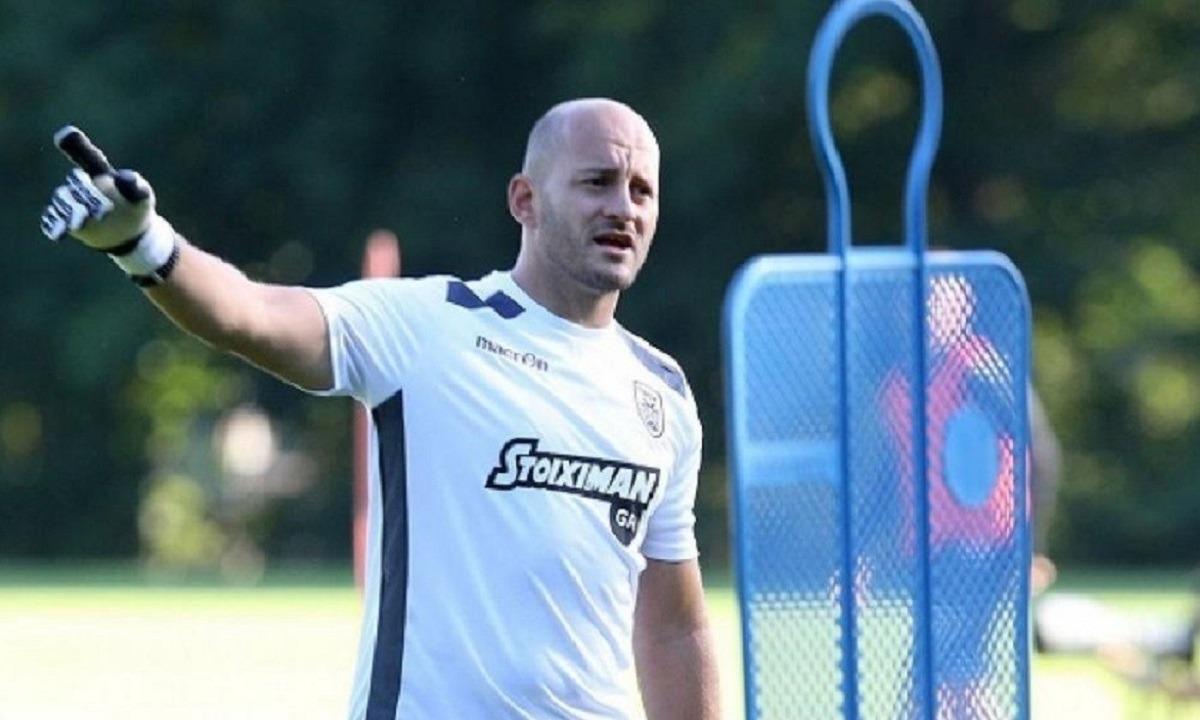 Παναθηναϊκός: Γιώργος Σκιαθίτης για προπονητής τερματοφυλάκων