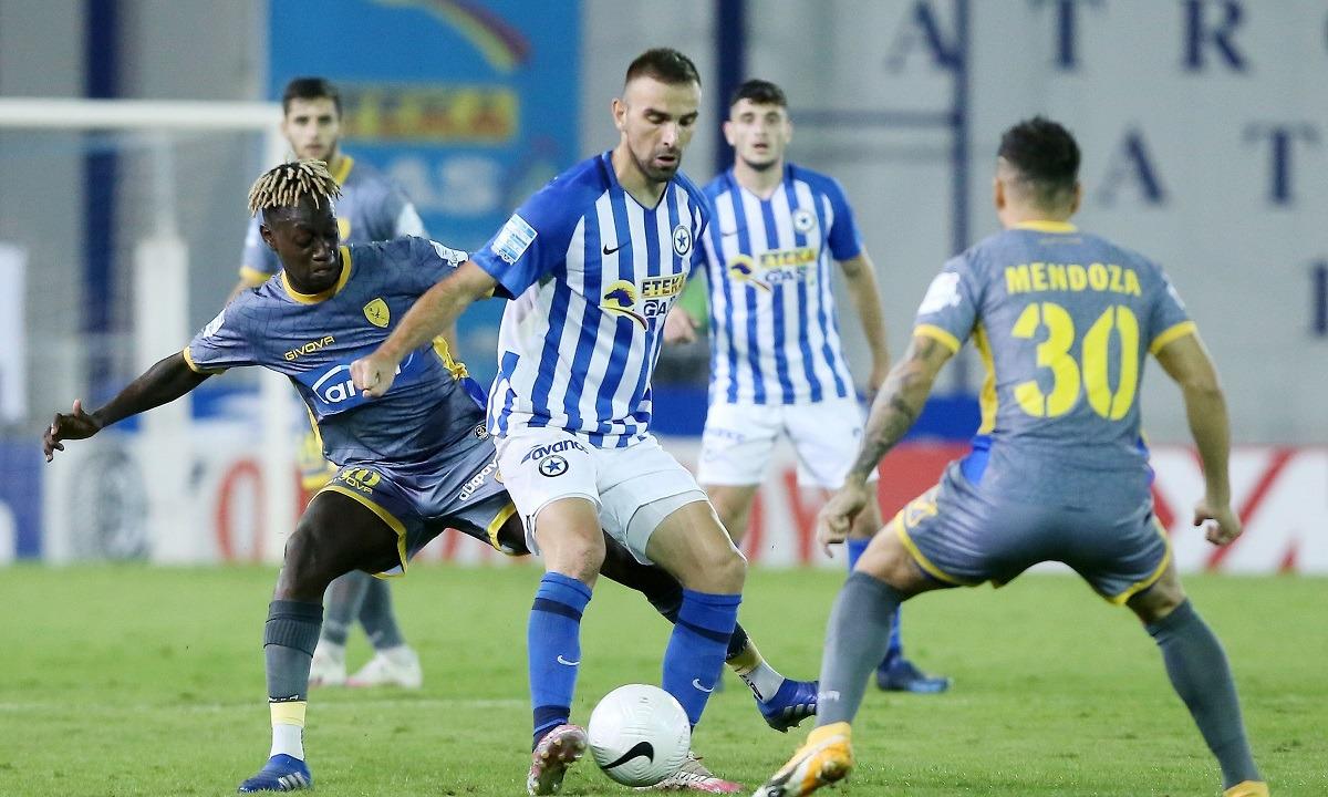 Βαθμολογία Super League: Στο -2 ο Ατρόμητος από Ολυμπιακό και ΑΕΚ