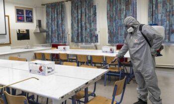 Κορονοϊός: Κλειστά τμήματα σε σχολεία - Αναλυτικά η λίστα