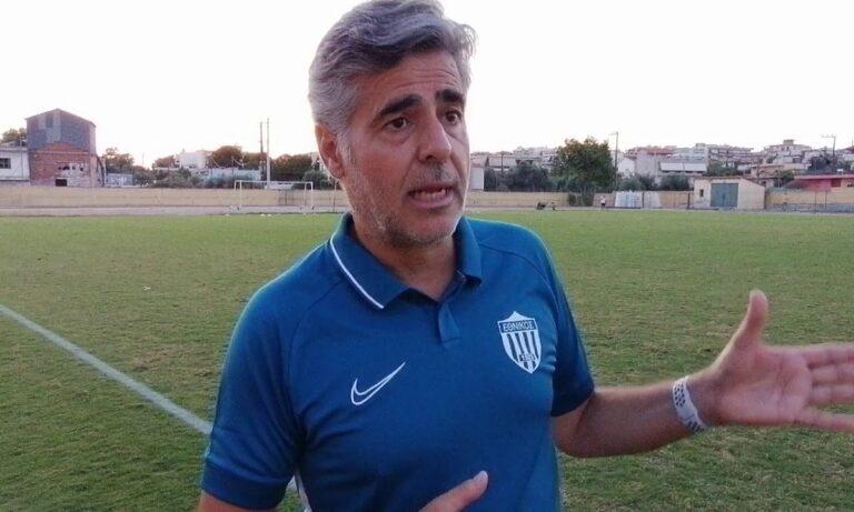 Τέλος από την ΑΕ Μοσχάτου ο Δημήτρης Τερεζόπουλος