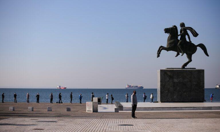 ΕΠΙΣΗΜΟ: Σε lockdown Θεσσαλονίκη, Λάρισα και Ροδόπη