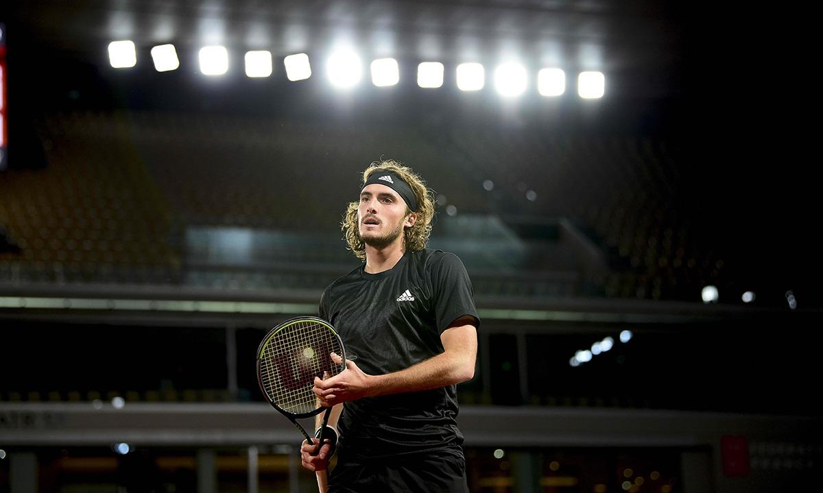 Ο Τσιτσιπάς πάει βήμα-βήμα για την κατάκτηση ενός Grand Slam