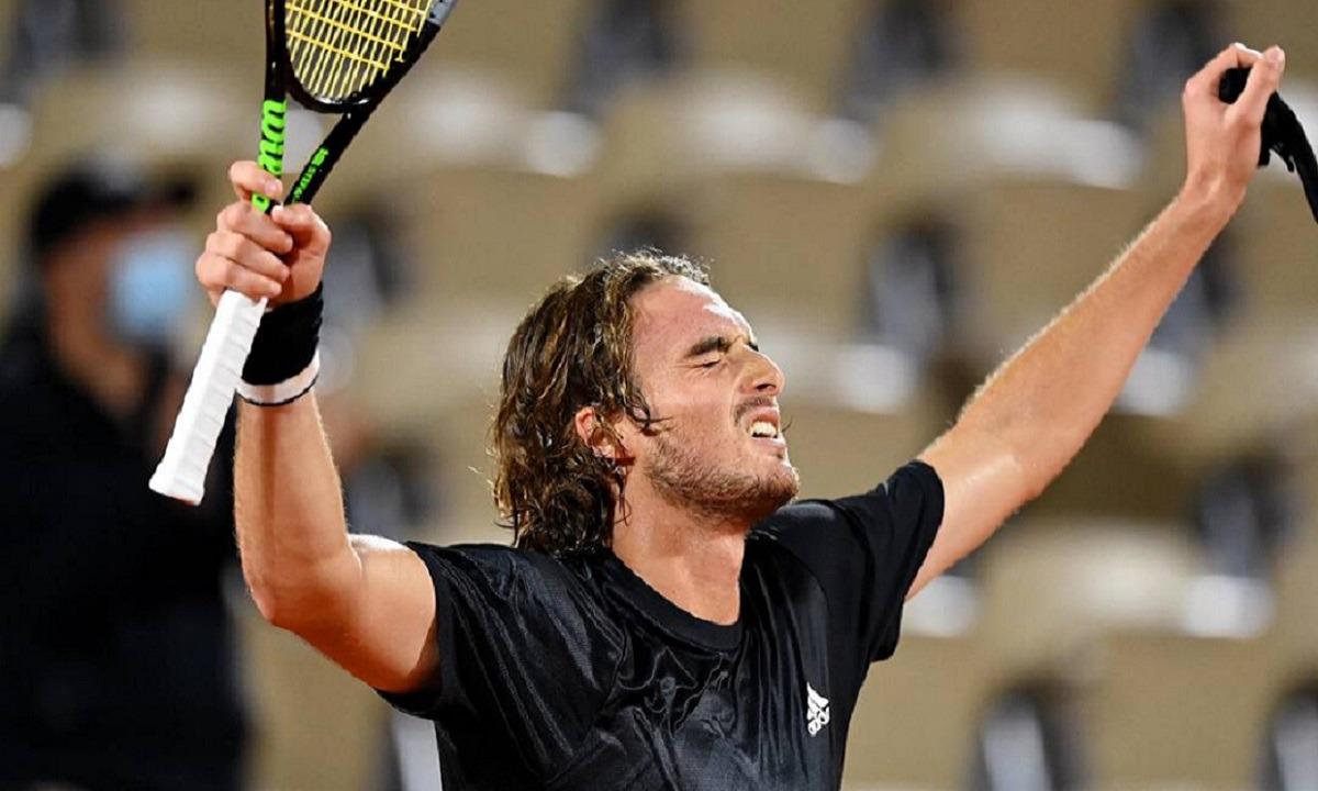 Rolland-Garros: Εντυπωσιακός ο Τσιτσιπάς και πρόκριση στον 3ο γύρο