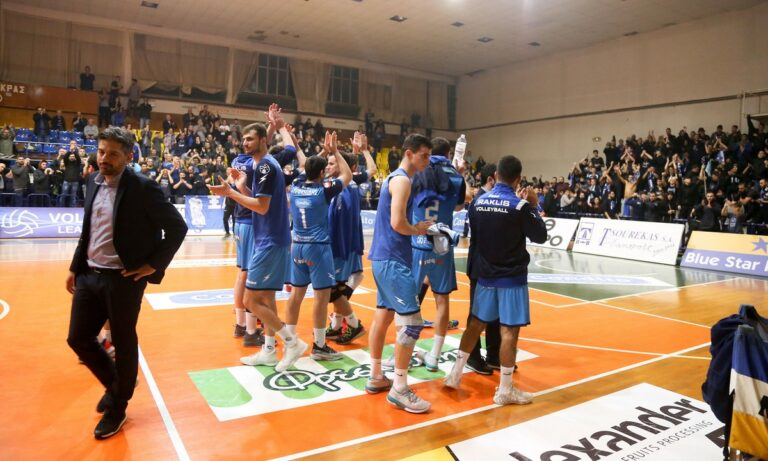 Volleyleague: Τέλος ο Ηρακλής!