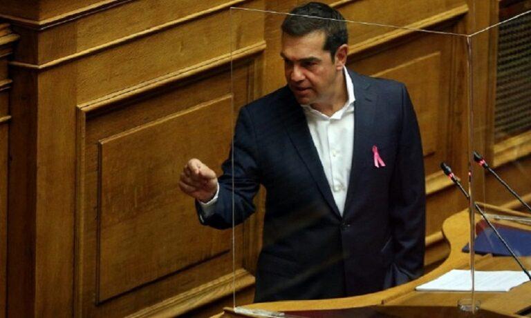 Τσίπρας: «Δεν υπάρχει κανένα σχέδιο, νταλκάς σας είναι πως θα πτωχεύσουν οι Έλληνες»