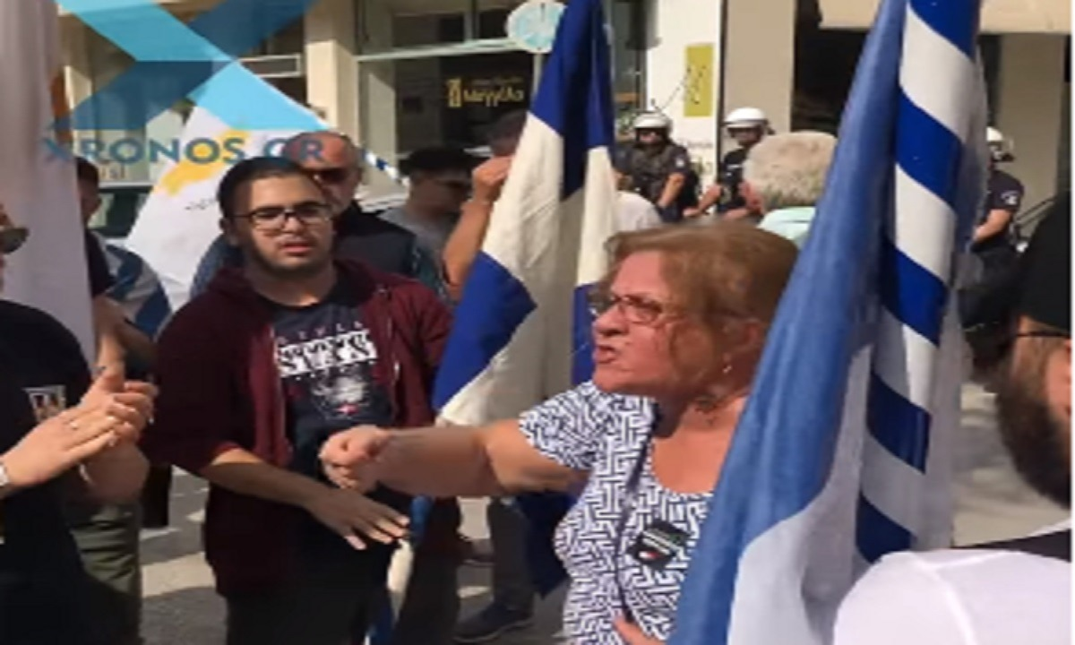 Ελληνοτουρκικά: Η πρόεδρος του Συλλόγου Κυπρίων Ξάνθης μιλάει για την Τουρκιά