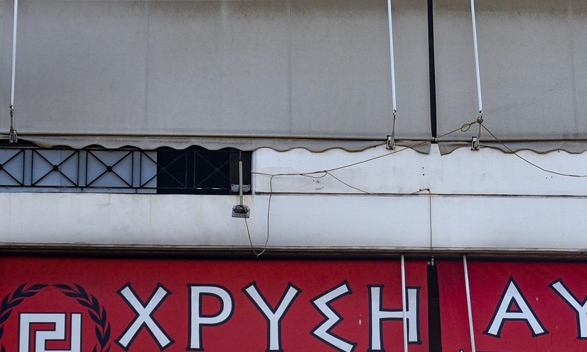 Χρυσή Αυγή: «Σφραγίστηκαν» τα γραφεία της δημοτικής παράταξης στην Αθήνα (pic)