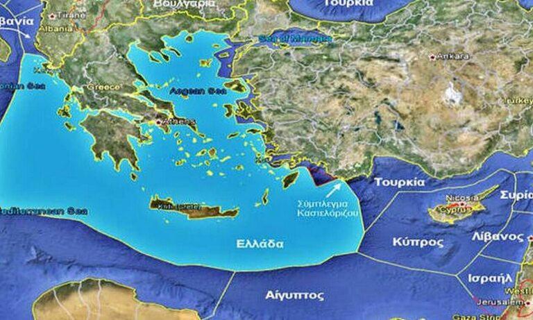 Ναύαρχος Φενέκος: «Που, πως και γιατί πρέπει να επεκτείνουμε τα χωρικά μας ύδατα στα 12 μίλια σήμερα κιόλας»