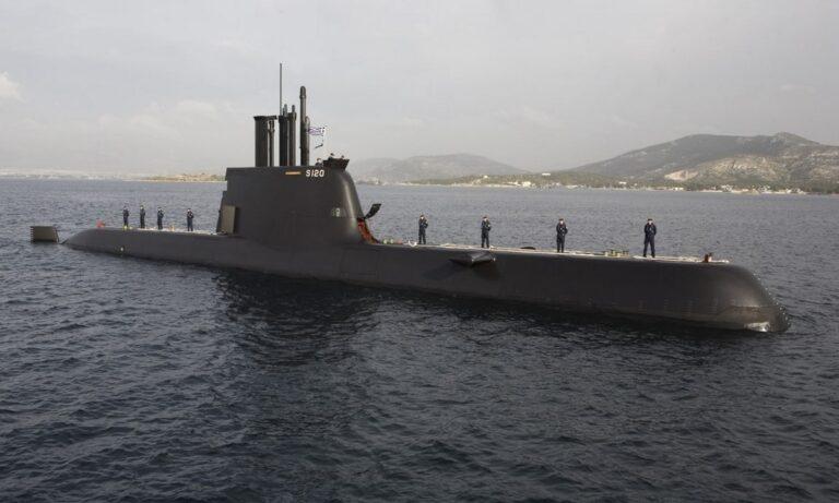 Ελληνοτουρκικά: Όπου φύγει φύγει τα τουρκικά υποβρύχια-Νέα νίκη του Πολεμικού Ναυτικού