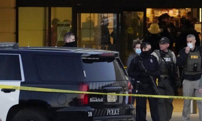 ΗΠΑ: Τραυματίες από πυροβολισμούς σε εμπορικό κέντρο στο Μιλγουόκι