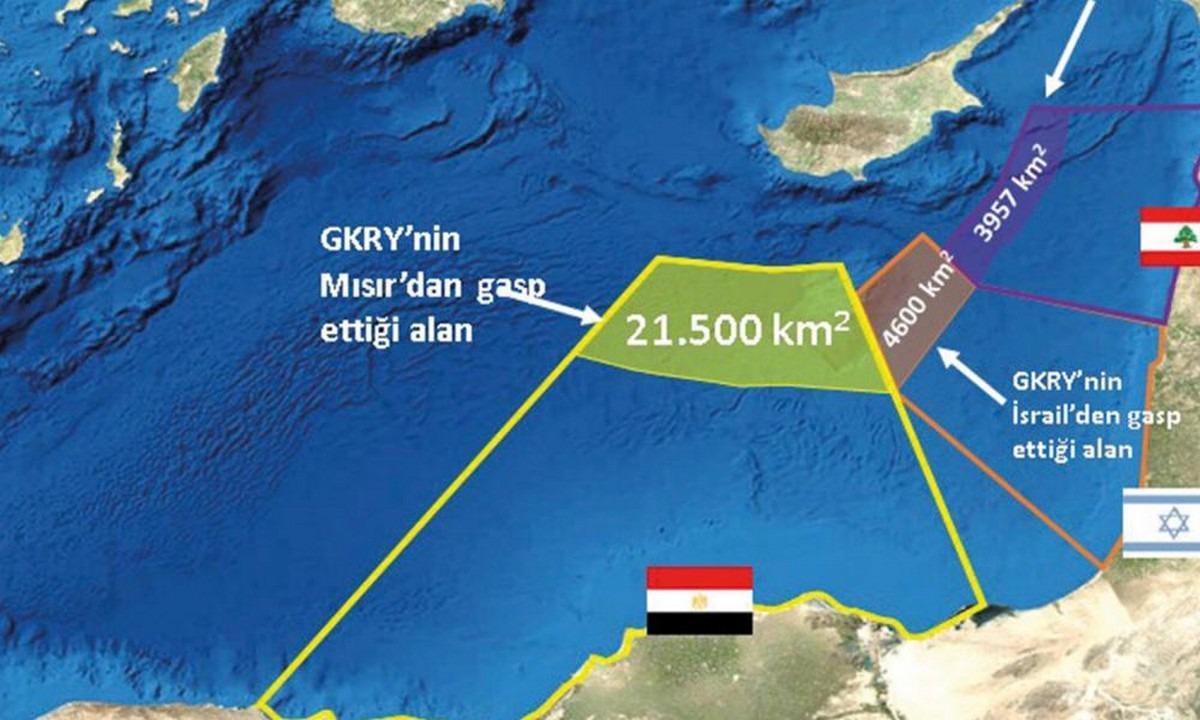Ελληνοτουρκικά: Σοκ στην Τουρκία-Η Αίγυπτος διαπραγματεύεται ΑΟΖ με την Παλαιστίνη!