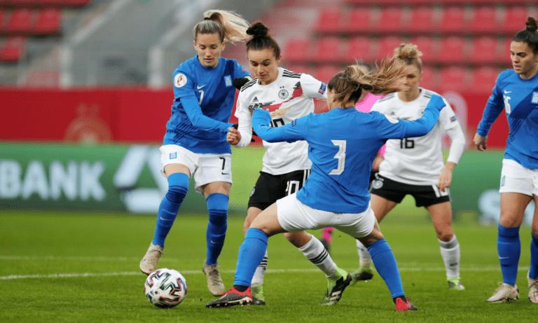 Γερμανία – Ελλάδα 6-0: Ήττα κόντρα σε ένα «θηρίο»