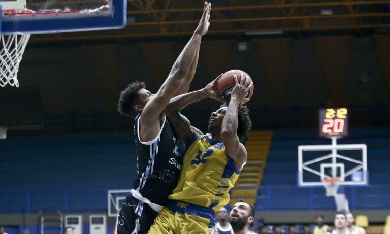 Γκρέι: 1/9 στην Basket League, 10/13 στο BCL (Vid)