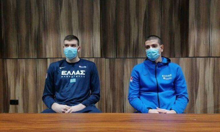 Εθνική ομάδα: Οι δύο νέοι αποκαλύπτονται (Vid)