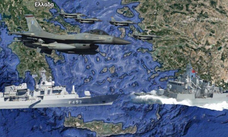 Ελληνοτουρκικά: Θωρακίζεται η Κρήτη & μετατρέπεται σε «φρούριο»