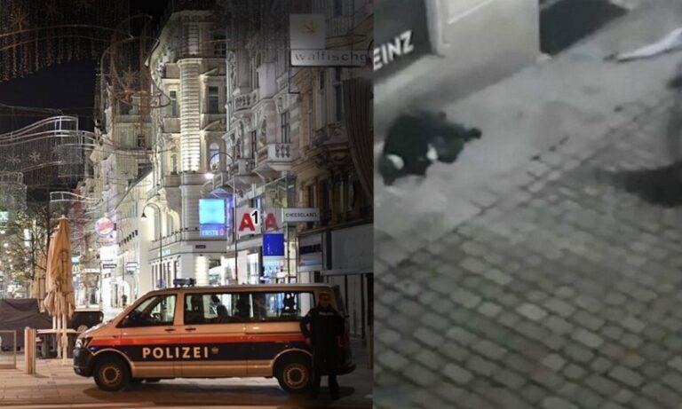 Επίθεση στη Βιέννη: Τζιχαντιστής του ISIS ο ένας από τους δράστες – Πέντε νεκροί
