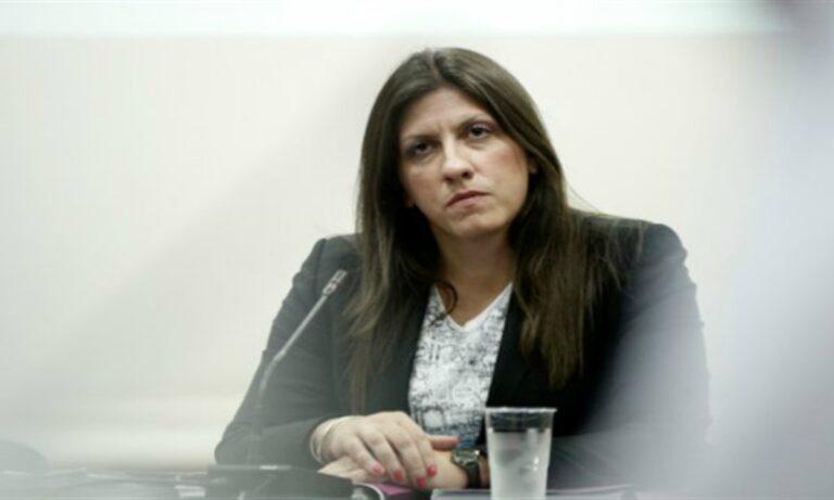 Κωνσταντοπούλου για Πολυτεχνείο: Εγκληματικό να προσκαλείς άλλους να διακινδυνεύσουν τη ζωή τους