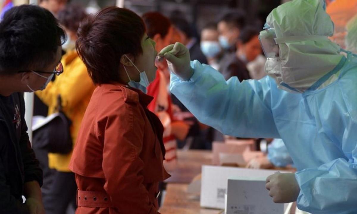 Κίνα: Aνακοίνωσε οκτώ κρούσματα σε μια μέρα!