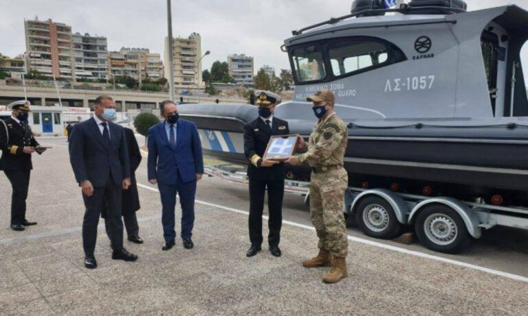 Στη Σάμο αποστέλλεται το τέταρτο αβύθιστο σκάφος του Λιμενικού