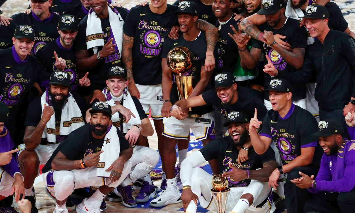 NBA: Η ομάδα των Λέικερς που θέλει το «repeat»