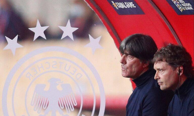 Ισπανία-Γερμανία 6-0: «Διώξτε τον Λεβ», φωνάζουν οι Γερμανοί (pics)