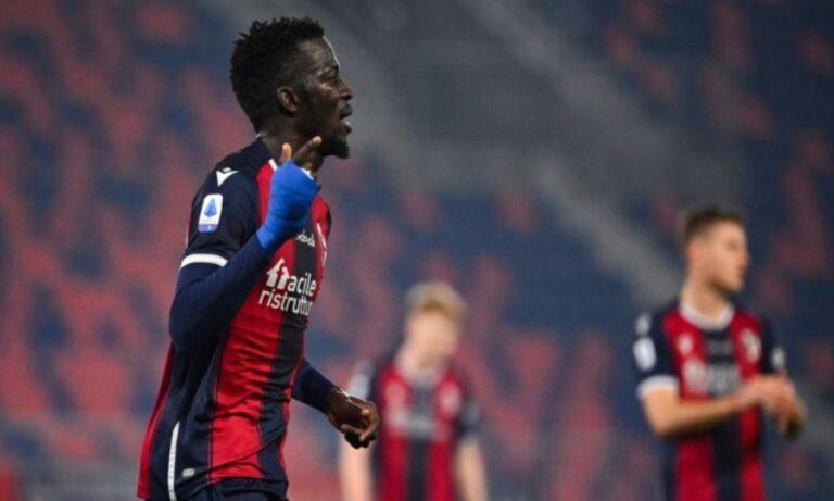 Μπολόνια – Κάλιαρι 3-2: Το έφερε «τούμπα» με πρωταγωνιστή τον Μπάροου