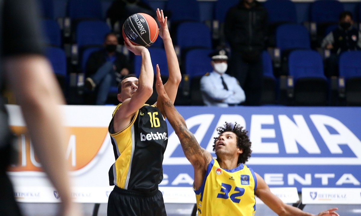 Basket League: «Δοκιμασία» της ΑΕΚ στο Μεσολόγγι