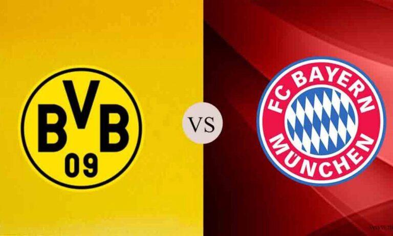 Bundesliga: Ξεχωρίζει το «Klassiker» Ντόρμουντ-Μπάγερν Μονάχου