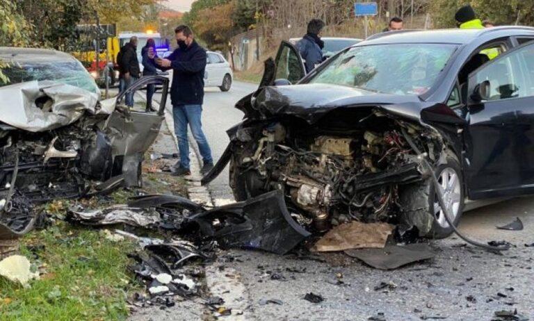 Θεσσαλονίκη: Σοβαρό τροχαίο με νεκρό στον δρόμο για Παπανικολάου