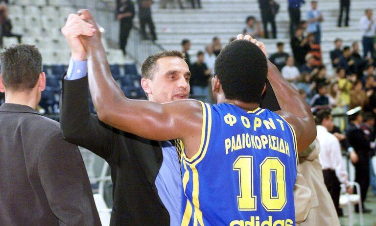 Ο Αργύρης Πεδουλάκης γεννήθηκε προπονητής. Απλά…
