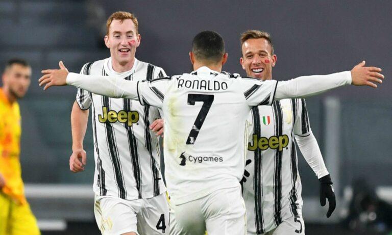 Γιουβέντους – Κάλιαρι 2-0: Αν έχεις Ρονάλντο διάβαινε!