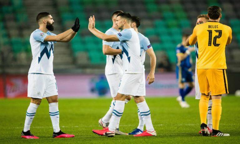 Σλοβενία – Κόσοβο 2-1: Κορυφή με πέναλτι στις καθυστερήσεις! (vids)