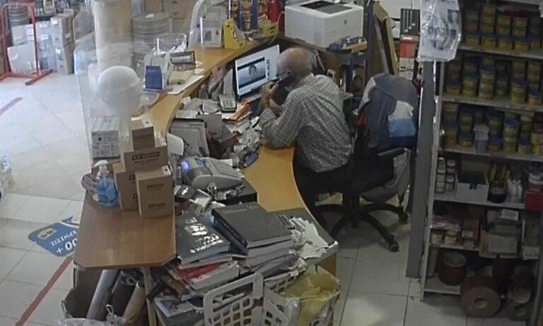Σάμος σεισμός: Βίντεο «σοκ» από την ώρα της καταστροφής! (Video)