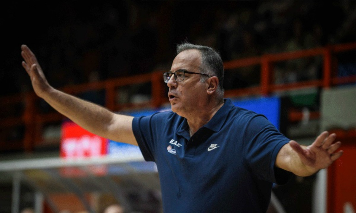 Σκουρτόπουλος: «Δεν παίξαμε με τη συγκέντρωση που έπρεπε»