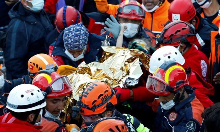 Τουρκία-Σεισμός: Θαύμα στα ερείπια – Έσωσαν 4χρονη μετά από 91 ώρες
