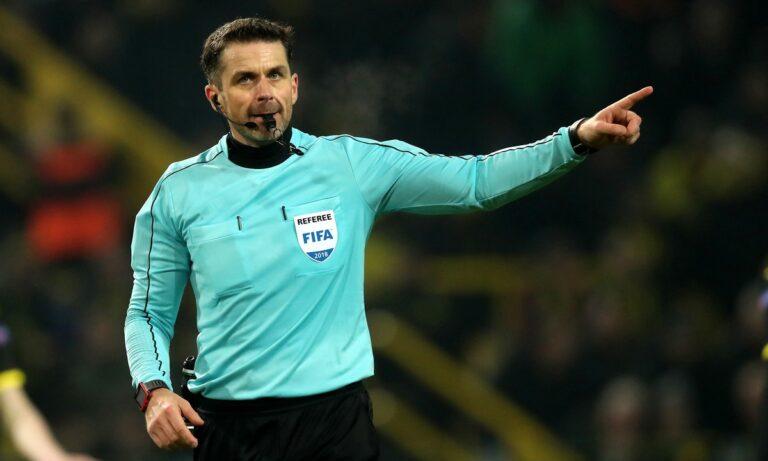 ΠΑΟΚ: Ο Στεφάνσκι θα διευθύνει το ματς με την PSV Αϊντχόφεν στην Τούμπα