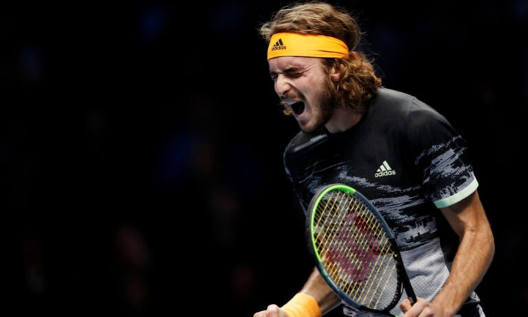 ATP Finals: Ο Τσιτσιπάς… δώρισε τη νίκη στον Τιμ (vid)
