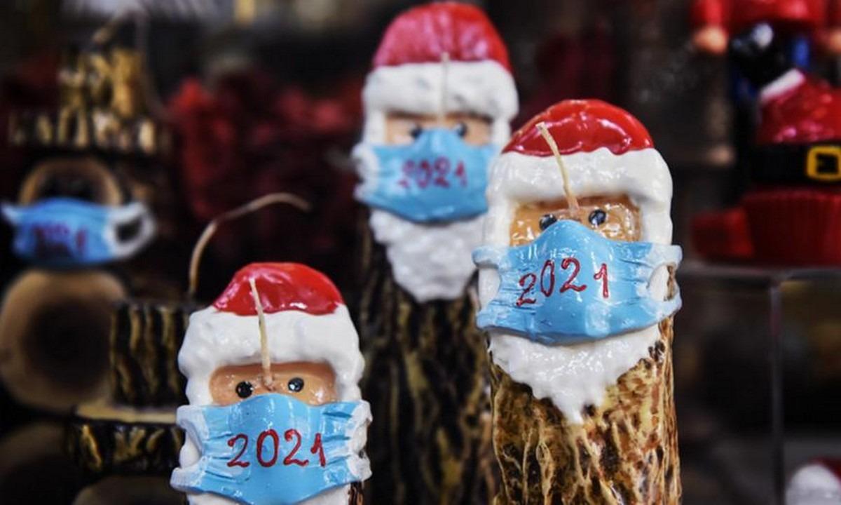 Χριστούγεννα: Ο κορoνοϊός φέρνει περιορισμό στις αγορές