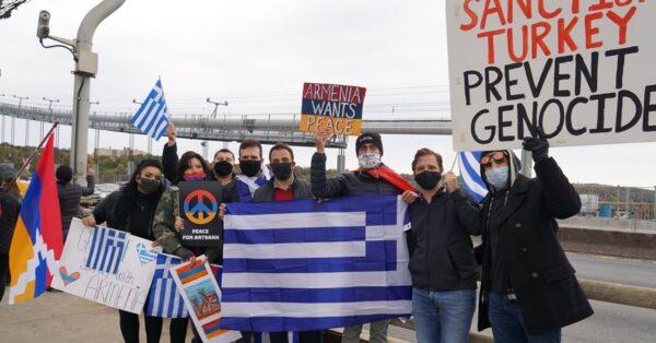 Μία εικόνα χίλιες σιωπές… Είμαστε όλοι Αρμένιοι ή θα έπρεπε να είμαστε όλοι Αρμένιοι…. Ο Δημήτρης Φιλιππίδης...