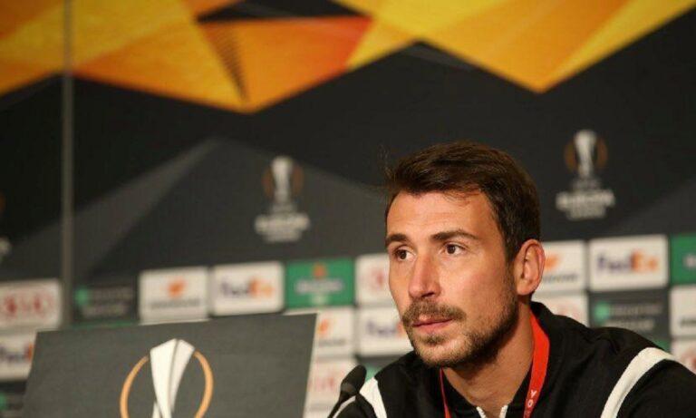 Ζίβκοβιτς: «Εξαιρετική η δουλειά του τμήματος σκάουτινγκ για το ματς με Αϊντχόφεν»