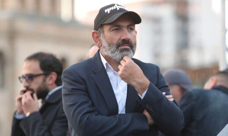 Νικόλ Πασινιάν Αρμενία