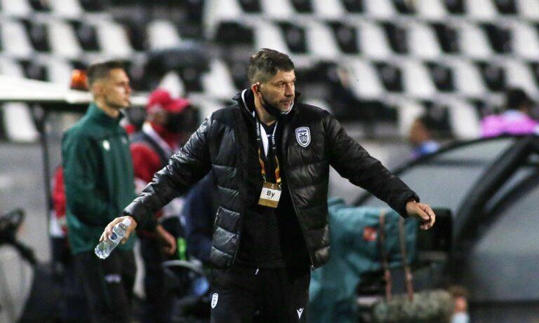 Γκαρσία: «Θα κάνω και λάθη, θέλω να βλέπουν την ομάδα και να γουστάρουν οι οπαδοί»