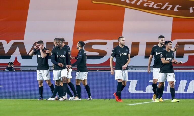 ΠΑΟΚ – Europa League: Έτσι προκρίνεται ο Δικέφαλος