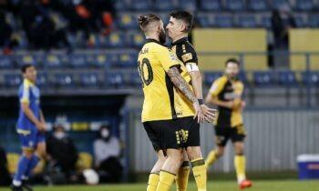 Αστέρας Τρίπολης - ΑΕΚ: Ο Λιβάγια κάνει το 1-0 για την «Ένωση» (vid)